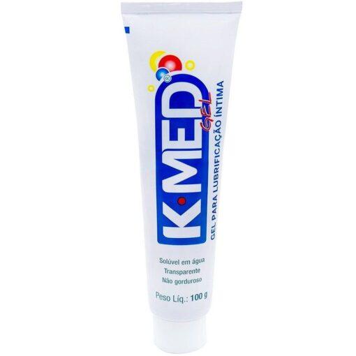 lubrificante k-med bisnaga 100gr