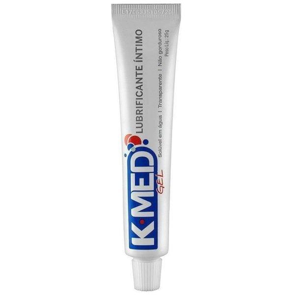 Lubrificante íntimo K-med 25gr