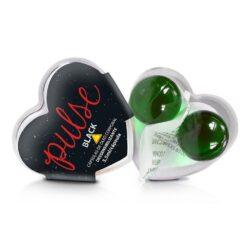 Bolinha Explosiva Anestésica Pulse Black com 2 unidades