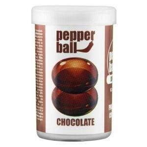 Bolinha Explosiva Comestível Pepper Ball 2 unidades Chocolate
