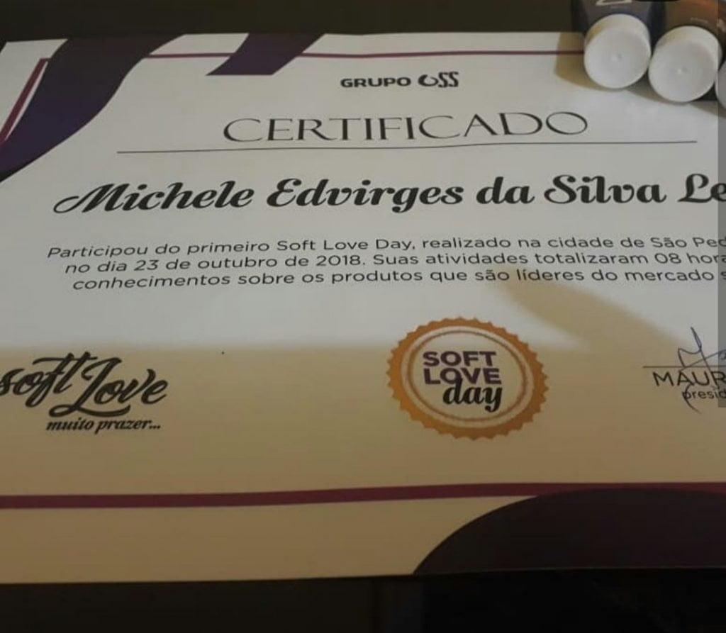 Certificado sexshop
