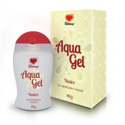 Lubrificante Aquagel Neutro 40 gramas