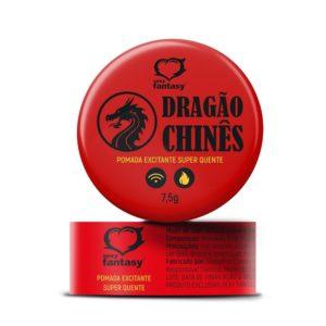 Pomada Dragão Chinês Super Excitante 7,5gr