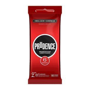 Preservativo lubrificado Prudence
