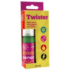 Excitante Unisex Funcional Twister Spray 15ml