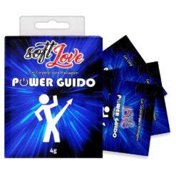 Super Excitante Masculino Power Guido 4gr
