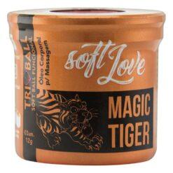 Bolinha Explosiva Excitante Magic Tiger Com 3 Unidades