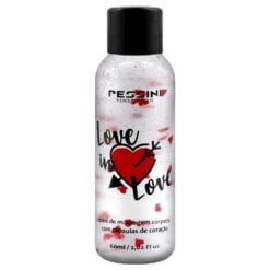 Óleo Love In Love Para Massagem Com Cápsulas 60ml